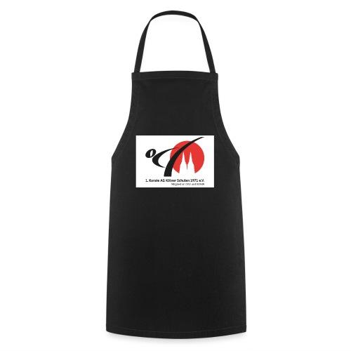 Fanshop_Logo_Karate_Ag - Kochschürze