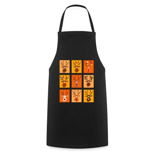 cadre de cariboux - Tablier de cuisine