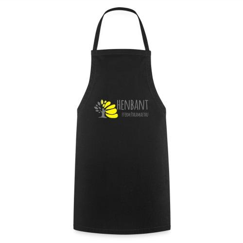 henbant logo - Cooking Apron