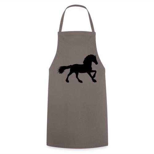 Pferd - Horse - Kochschürze