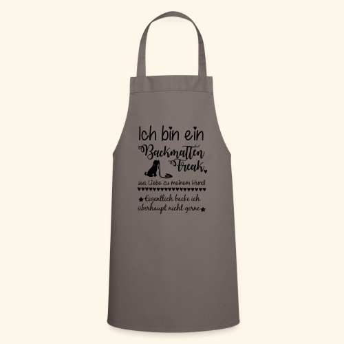 BackmattenFreaks - Eigentlich backe ich nicht - Kochschürze