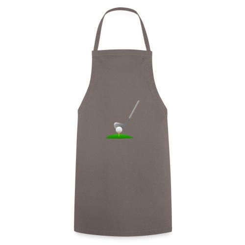 Golf Ball PNG - Delantal de cocina