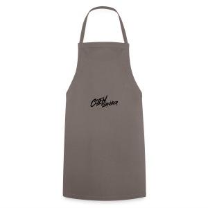 Black - Cooking Apron