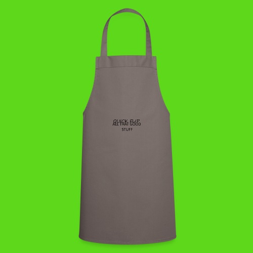 All That Good Stuff - Cooking Apron