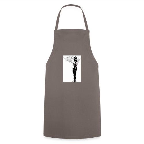 womaninblack - Grembiule da cucina