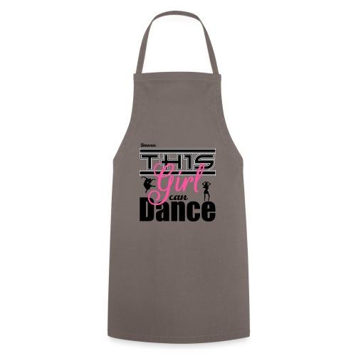 This girl can dance - Keukenschort