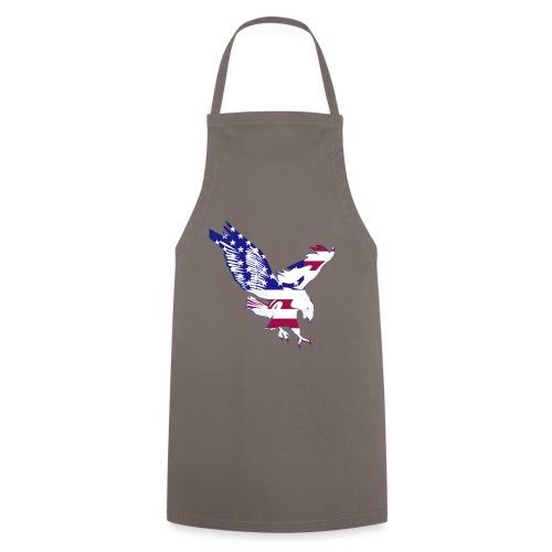 4th july flag - Grembiule da cucina