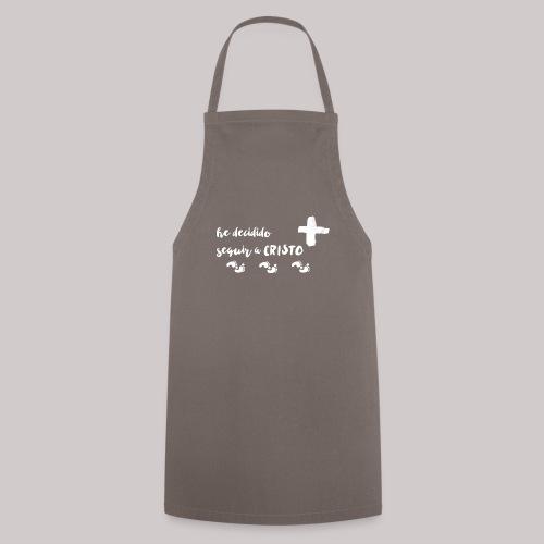 Seguir a Cristo - Delantal de cocina