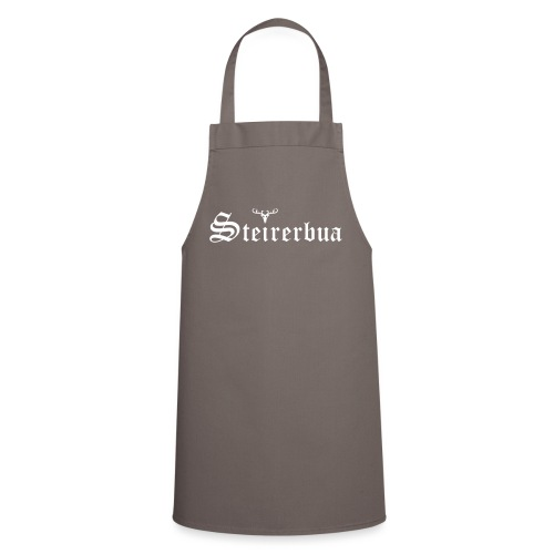 Steirerbua mit Hirsch - Kochschürze