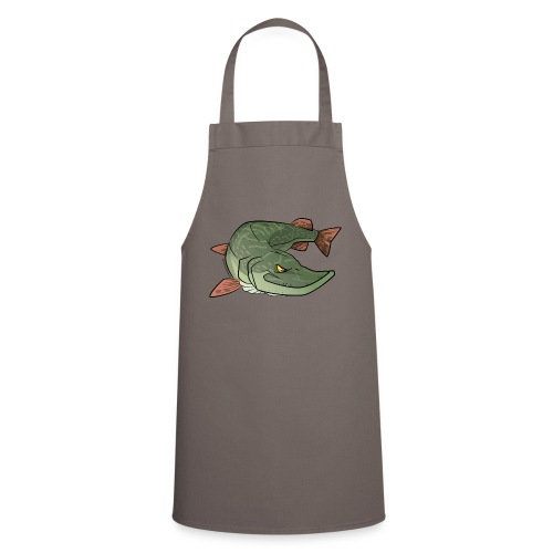 Red River: Pike - Cooking Apron