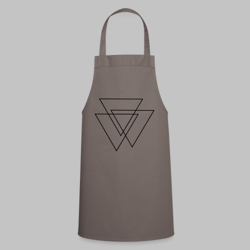triangles Valknut - Cooking Apron