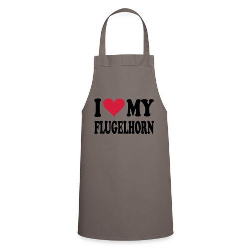 I LOVE MY FLUGELHORN - Cooking Apron