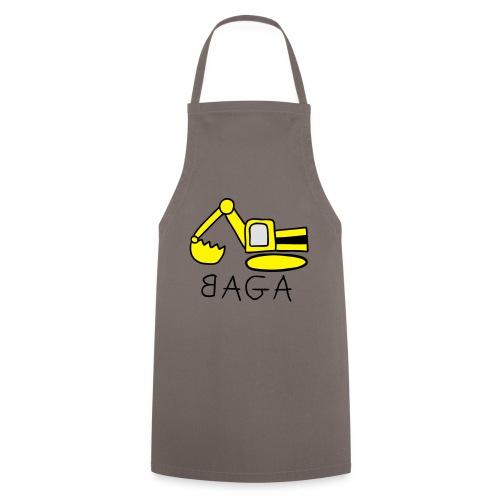 Bagger (BAGA) - Kochschürze