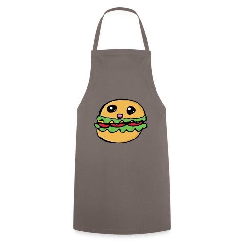 Hamburger kawai - Tablier de cuisine