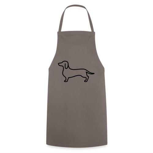 sausage dog - Cooking Apron