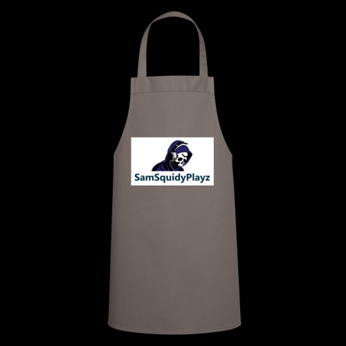 SamSquidyplayz skeleton - Cooking Apron
