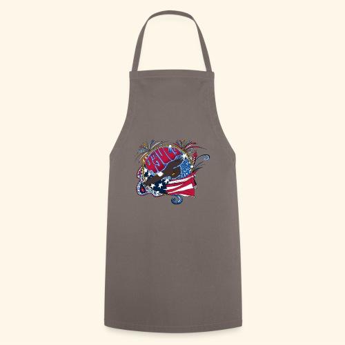 4jul - Delantal de cocina