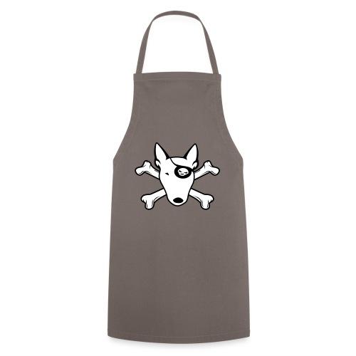 PIRATE Bullterrier - Kochschürze