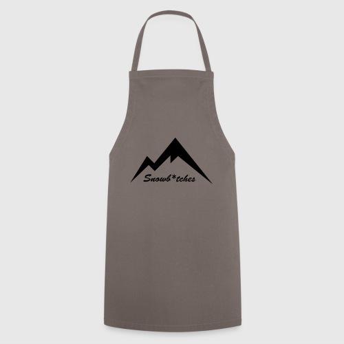 Mountains Logo (W) - Cooking Apron
