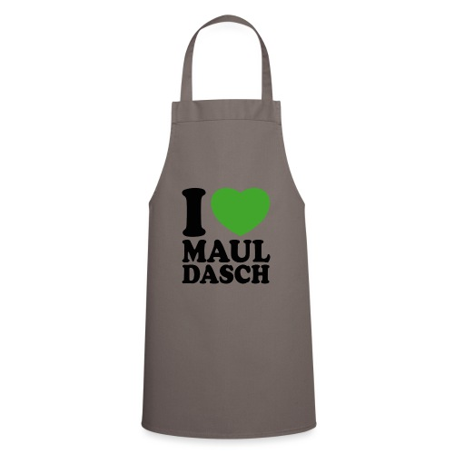 I LOVE MAULDASCH - Kochschürze
