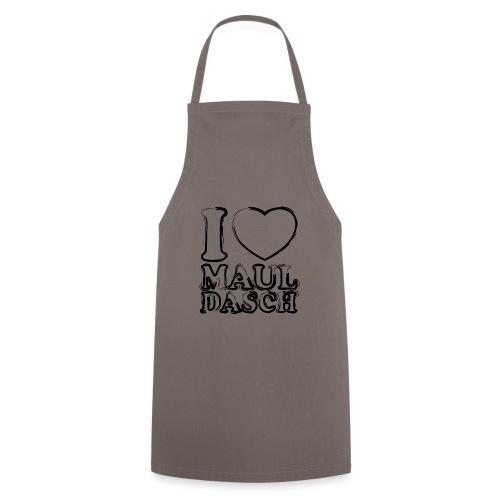I LOVE MAULDASCH - Streetlook - Kochschürze