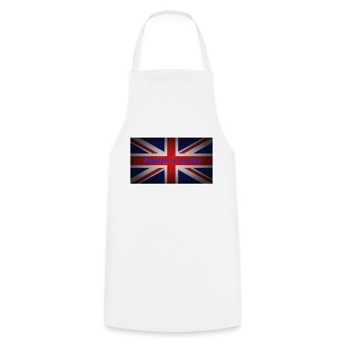 England is my city t shirt - Keukenschort