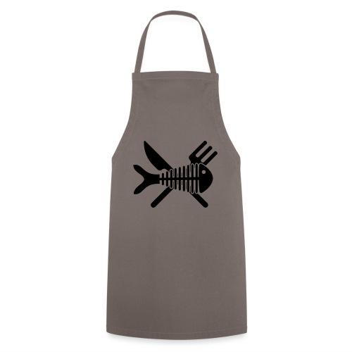 Poisson couvert - Tablier de cuisine