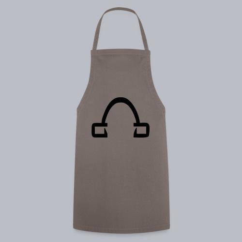 Dirty Dobe Logo - Kochschürze