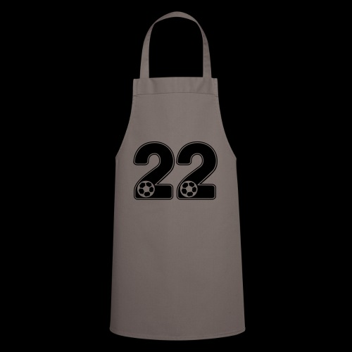 foot numero 22 - Cooking Apron