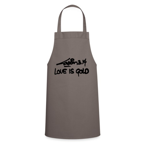 loveisgold kids shirt - Cooking Apron