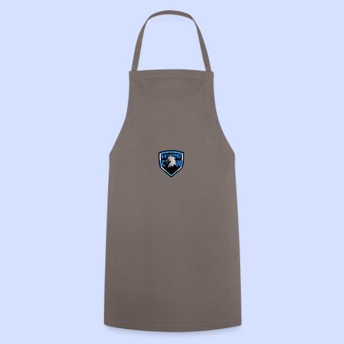 HypeCw logo (Silver) - Cooking Apron