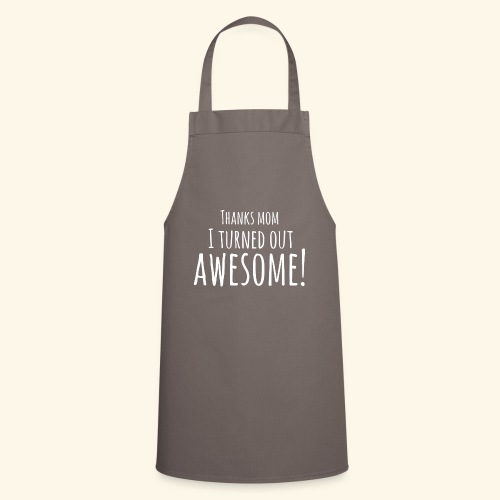 awesome - Keukenschort