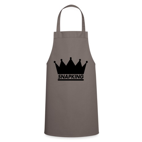 Snapking kroon - Keukenschort