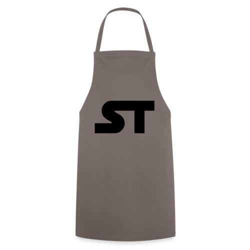 ST SIMPLE BLACK png - Kochschürze