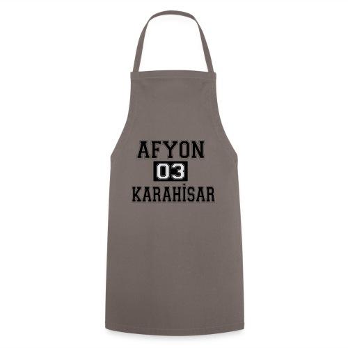 AFYON 03 - Kochschürze