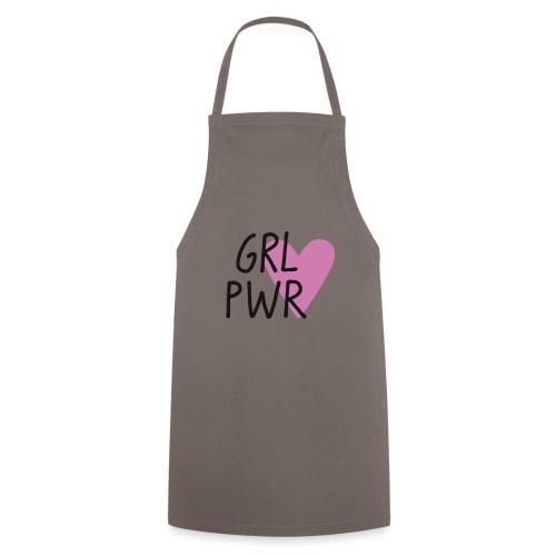 GRL PWR - Grembiule da cucina