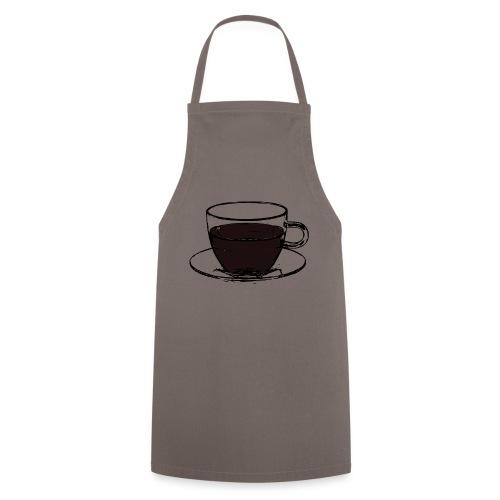 cofee cup - Grembiule da cucina