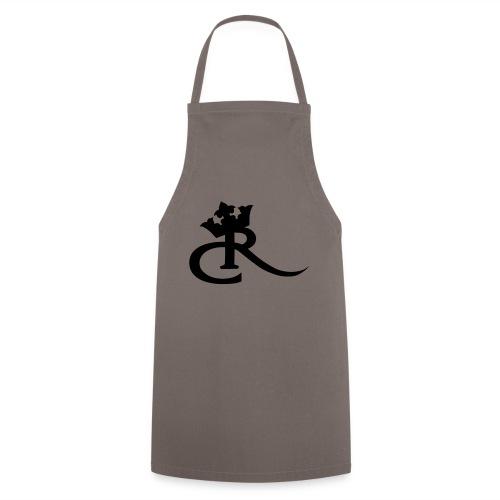 cr logo black - Cooking Apron