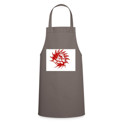 A RED SUN - Cooking Apron