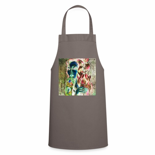 Fly Free Song Bird The Dark Side 1 - Cooking Apron