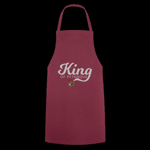 KING OF PETANQUE - Tablier de cuisine