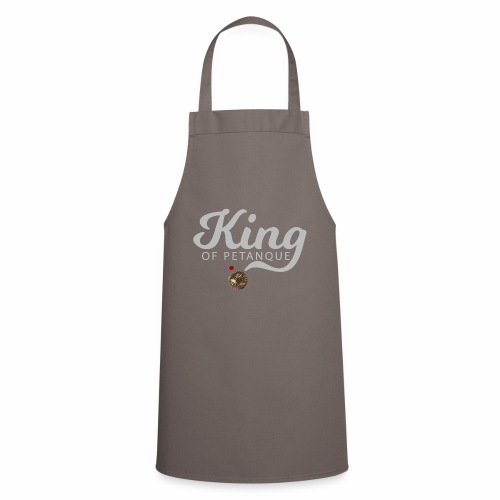 KING OF PETANQUE - Tablier de cuisine