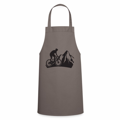 Mountainbike - Bergliebe - Kochschürze