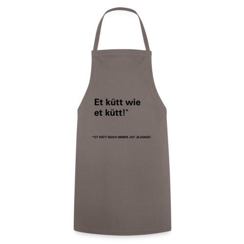 Et kütt wie et kütt! - Kochschürze