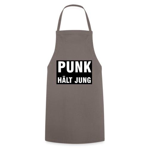 Punk hält jung - Kochschürze