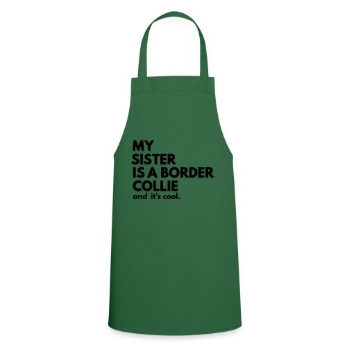 MSB_TEE_SISTER - Tablier de cuisine