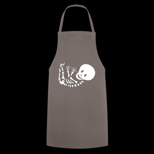 Bauchband Baby Skelett - Kochschürze
