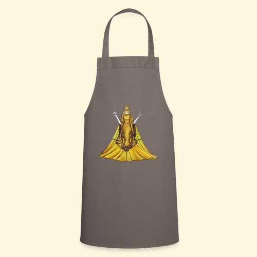 La Justice toute d'or vêtue - Tablier de cuisine