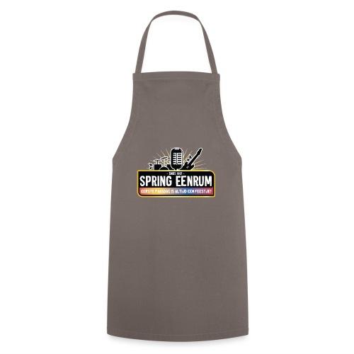 Spring Eenrum merchandise - Keukenschort