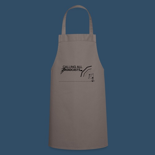 Calling All Broadcasts Invert - Cooking Apron